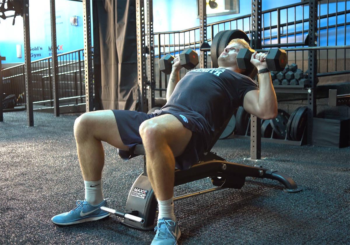 Maxx Strength Adjustable Bench