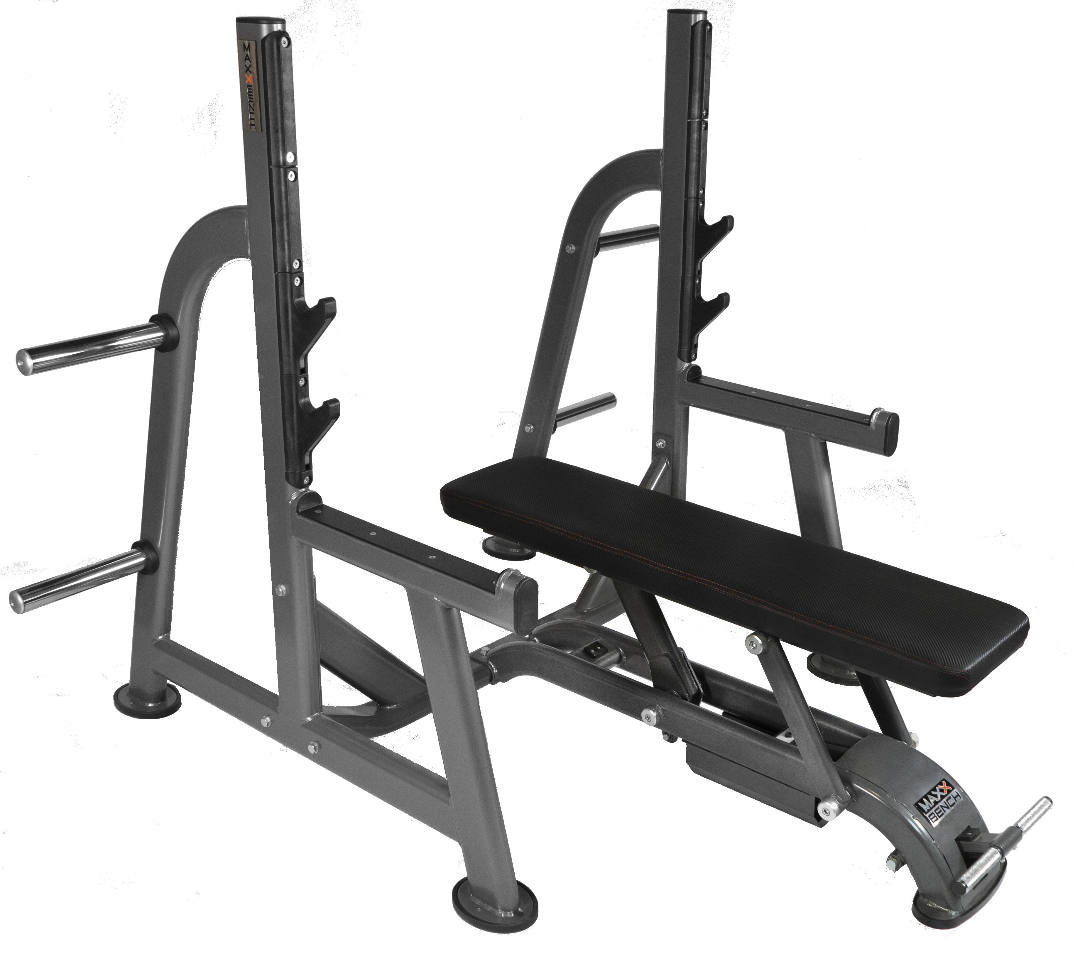 Maxx Strength Olympic Bench