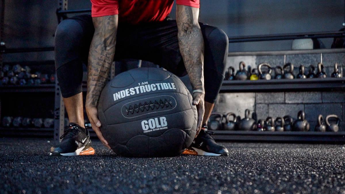Maxx Strength Indestructible Balls